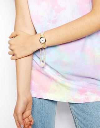 Asos Friendship Bracelet Watch