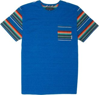 Billabong Down South Ss Pocket Tee
