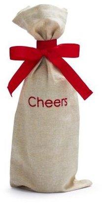 Sur La Table Cheers Wine Bag