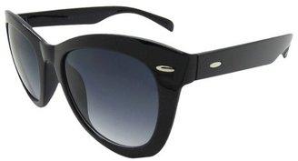 Cat Eye Women's Sunglasses - Black