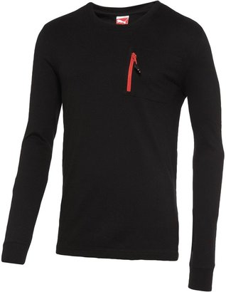 Puma MMQ Long Sleeve T-Shirt