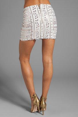 Dolce Vita Stevey Sequins Mini Skirt