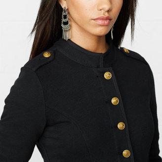 Denim & Supply Ralph Lauren Long Cotton Officer's Coat