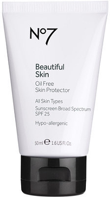 Boots Oil-Free Skin Protector SPF 25
