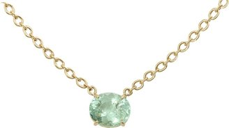 Irene Neuwirth JEWELRY Limited Edition Green Tourmaline Necklace
