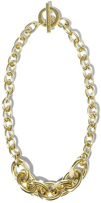 Vince Camuto Chain and Toggle Necklace