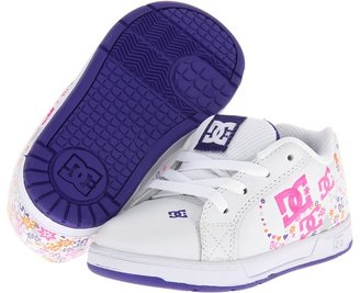 DC Kids - Pixie Snowflake (Infant/Toddler) (White/Purple) - Footwear