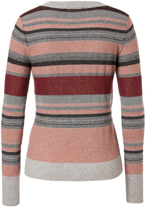Sonia Rykiel Pullover in Gris Leger Chine/Bois