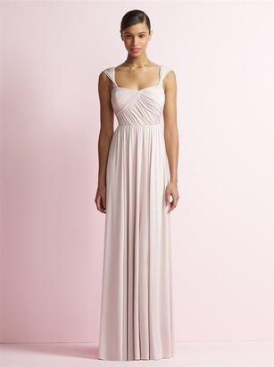 Jy - Jenny Yoo - JY504 Dress in Blush $239 thestylecure.com
