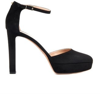 Valentino Cult suede pumps