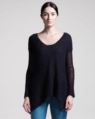 Helmut Lang HELMUT Lux Wool-Blend Pullover