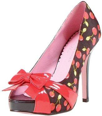 Cherry platform costume heels - adult