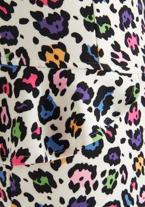 Betsey Johnson Purr-ty Animal Dress