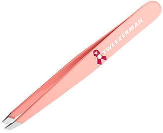 Tweezerman Breast Cancer Awareness Slant Tweezers