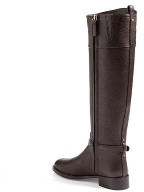 Tory Burch 'Marlene' Leather Riding Boot