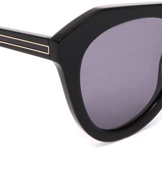 Karen Walker Number One geometric sunglasses