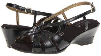 SoftStyle Soft Style - Destiney (Black) - Footwear