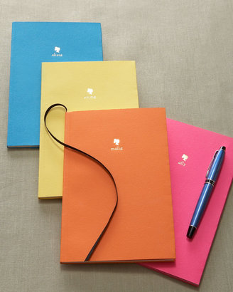 Two Personalized Journals