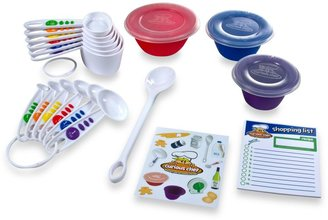 Curious Chef 17-Piece Measurement and Prep Kit
