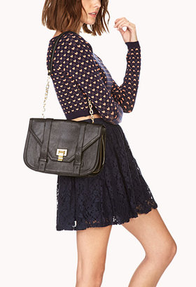 Forever 21 Everyday Structured Satchel