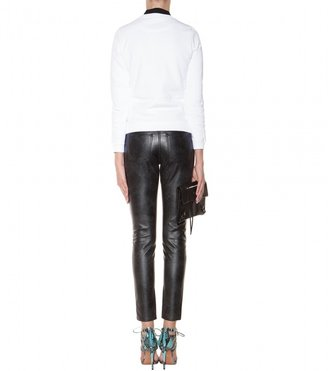 Acne Studios Skin 5 coated jeans