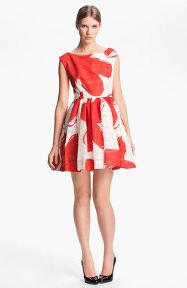 Alice + Olivia Print Dress