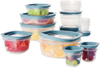 Rubbermaid Flex & SealTM 26-Piece Food Storage Set with Easy Find Lids in Blue