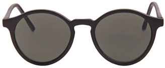 American Apparel Vintage Pacific Star Round Sunglasses