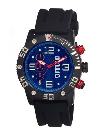 Breed Grand Prix Mens Watch Blue