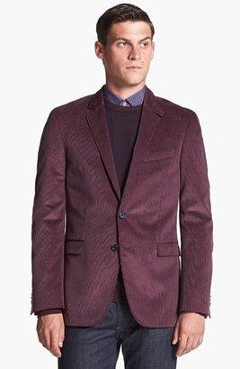HUGO BOSS 'Rhett' Extra Trim Fit Corduroy Sportcoat