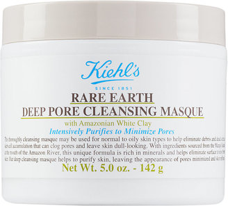 Kiehl's Since 1851 Women's Rare Earth Pore Cleansing Masque $30 thestylecure.com