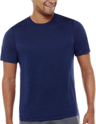 JCPenney Xersion Quick-Dri Short-Sleeve Power Tee