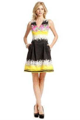 Prabal Gurung Darling Rose Dress