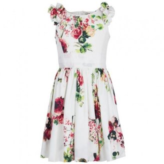 Jottum Floral Bow Dress