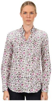 DSquared DSQUARED2 - S72DL0330S41958001F Shirt (Flower Print) - Apparel