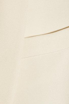 Stella McCartney Reed silk-crepe blazer