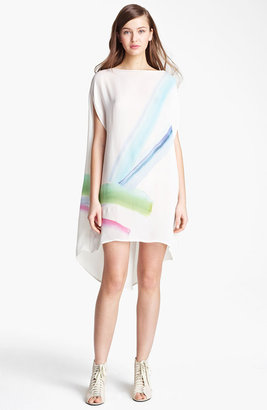 Boy By Band Of Outsiders 'War Paint' Double Georgette Dress