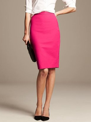 Roland Mouret Collection High-Waisted Pencil Skirt