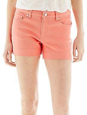 Joe Fresh Joe FreshTM 5-Pocket Twill Shorts