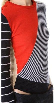 Carven Multicolored Sweater