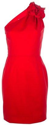 Valentino Technocouture 'Technocouture' one-shoulder dress