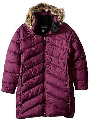Marmot Kids Girls' Montreaux Coat (Little Kids/Big Kids) (Dark Purple) Girl's Coat