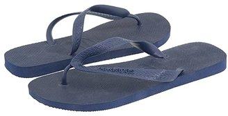 Havaianas Top Flip Flops (White) Men's Sandals
