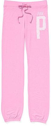 Victoria's Secret PINK Cozy Banded Bottom Pant