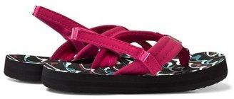 Reef Black Little Ahi Sandals