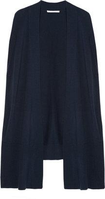 Diane von Furstenberg Takala sleeveless wool and cashmere-blend cardigan