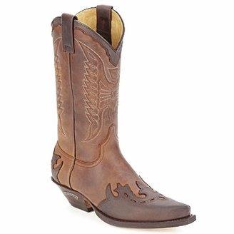 Sendra DAVIS women's High Boots in Brown