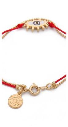 Marc by Marc Jacobs Enamel Eye Friendship Bracelet