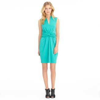 Rachel Roy Twisted Waistband Day Dress