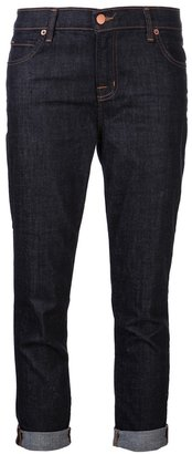 J Brand 'Mid-rise skinny slouch' jean